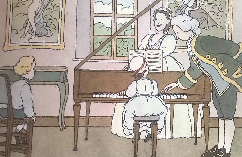 Il piccolo Mozart - In viaggio con Mozart 02 - adagioassai