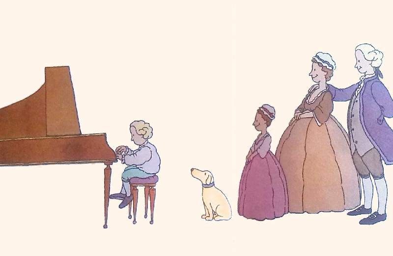Il piccolo Mozart - In viaggio con Mozart 03 - adagioassai